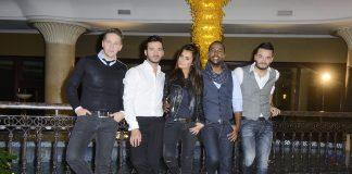 Zespół Vintage Vegas ze Stefano Terrazzino i Natalią Siwiec.