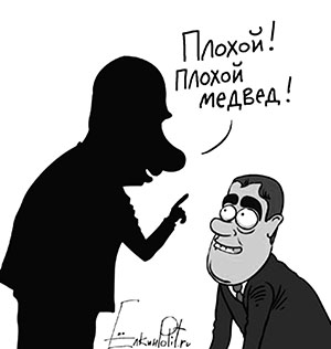(2011, S Jołkin, Niedobry! Niedobry niedźwiedź!)