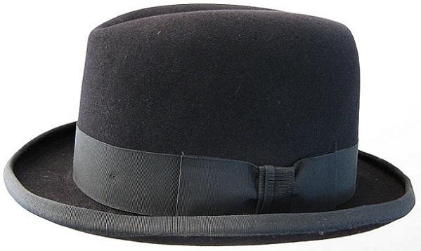 Homburg kapelusz