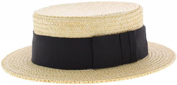Kanotier kapelusz