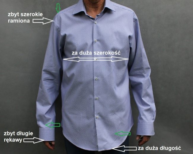 Koszule – jakich błędów nie popełniać | Przegląd Dziennikarski  z6HlC